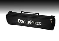 Very soft carry case - A must with the Deger Chanter